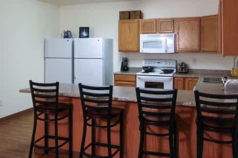 Rexburg approved housing kitchen