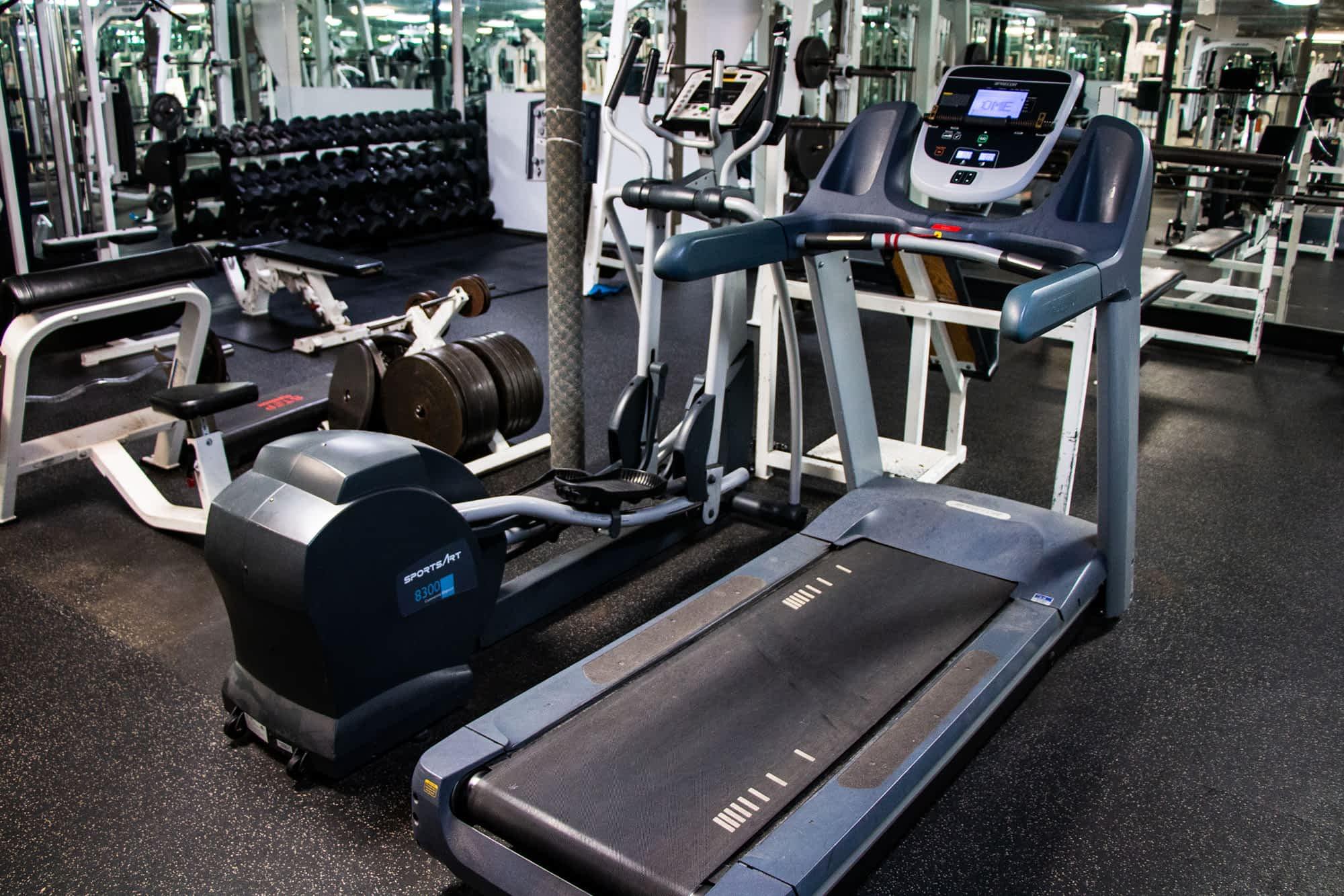 Rexburg Housing Gym