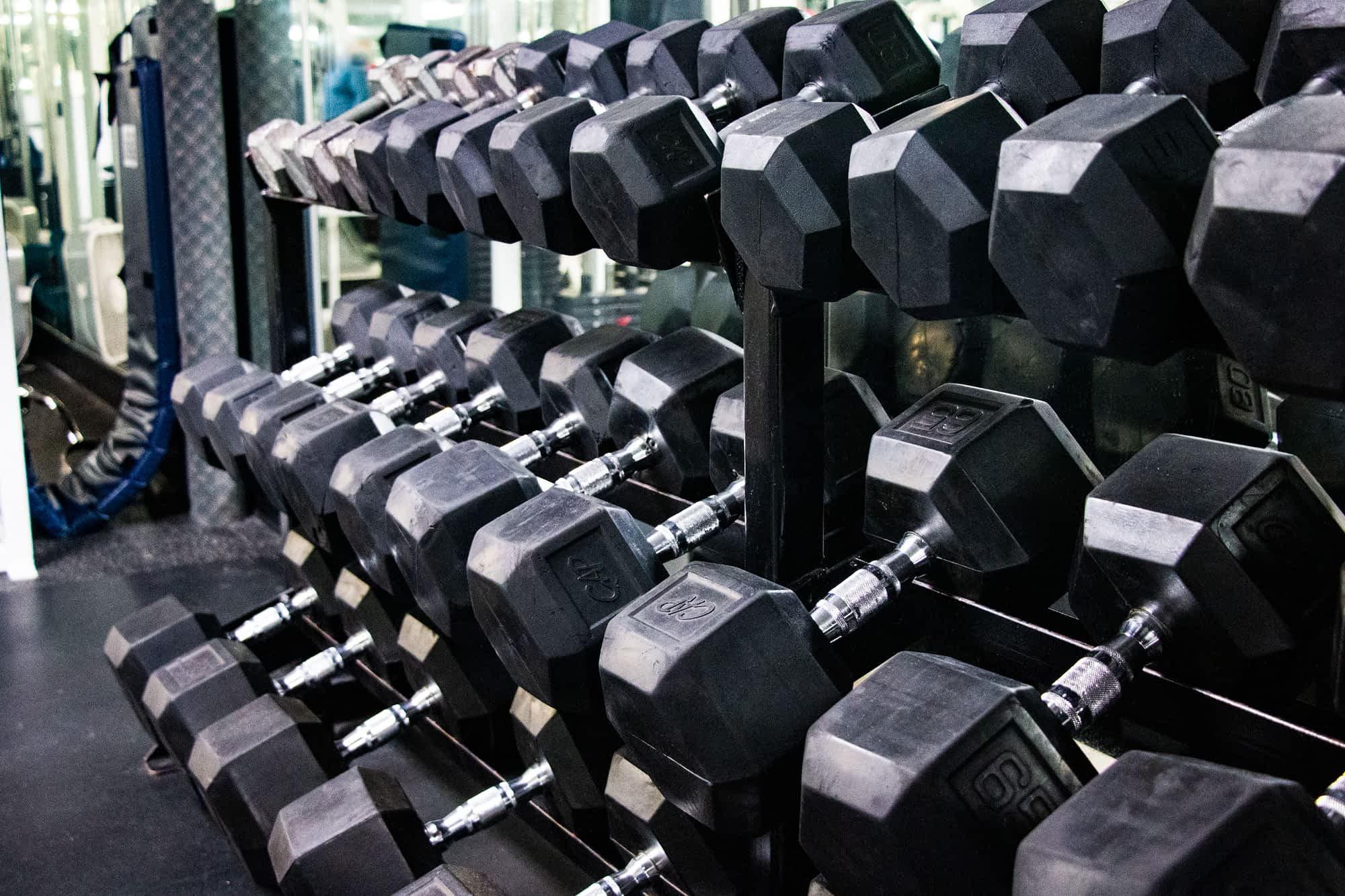 BYUI housing gym