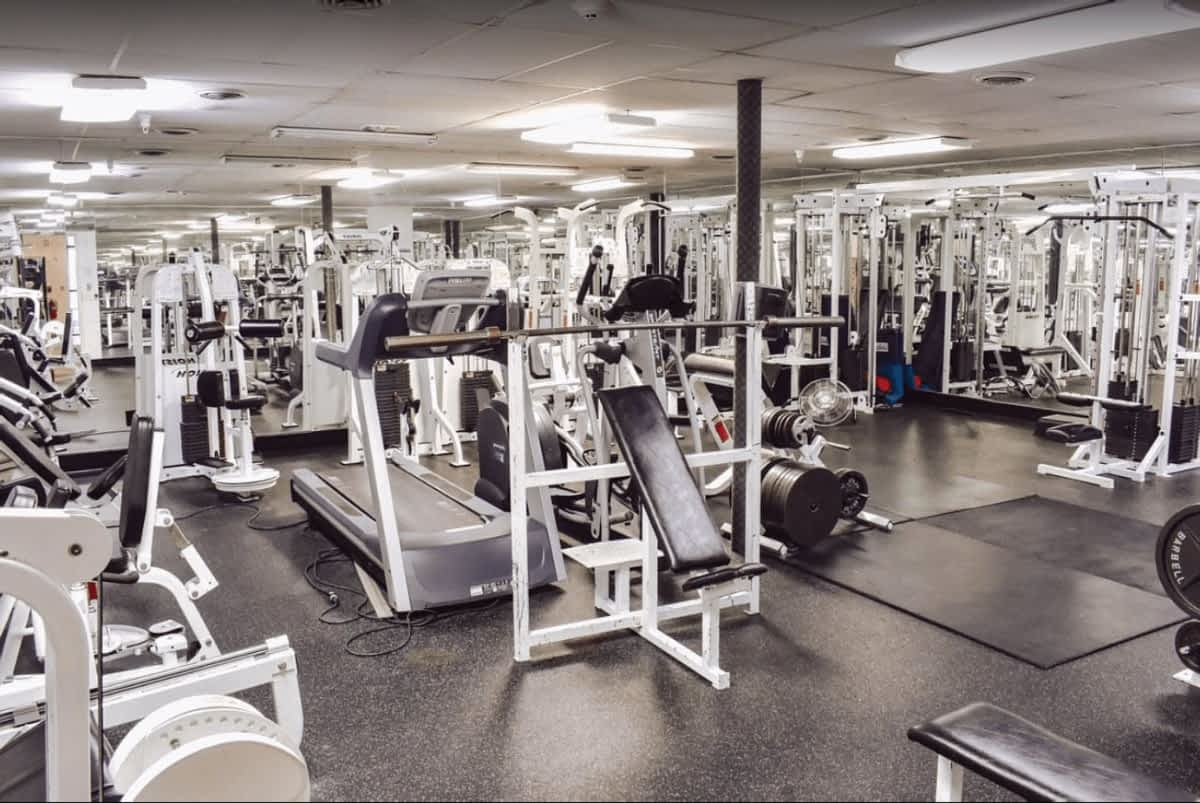 Pinnacle Point Apartments - Gym Located On-site
