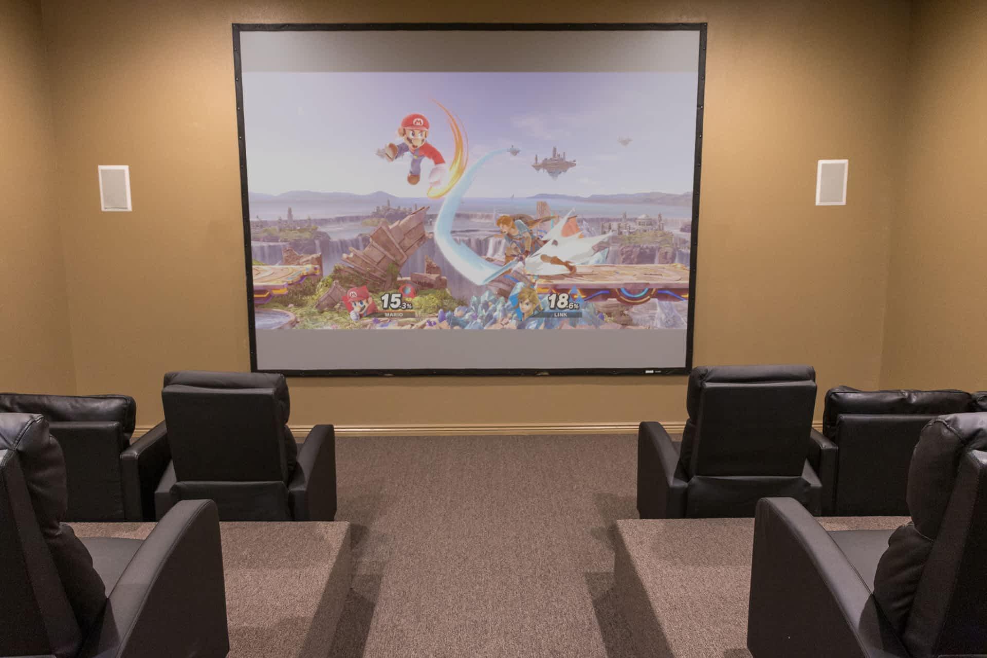 Movie Theater Amenity